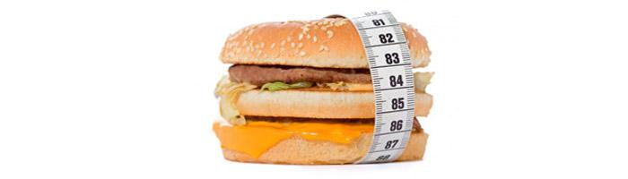 Nourriture haute en gras
